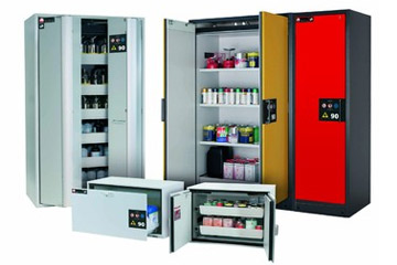 Fire-proof-chemical-cabinet
